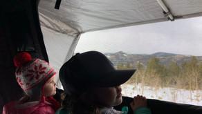 GFS Freespirit Rooftop Tent!