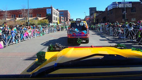 St. Patrick's Day Parade in Denver