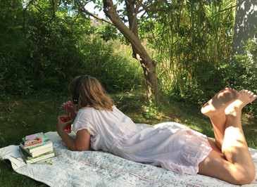 Frilæsning i sommerferien