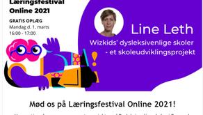 Status på dysleksivenlig skole i Danmark