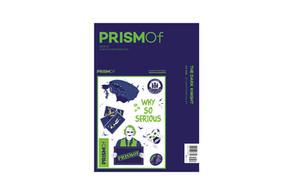 PRISMOF Issue 06 다크 나이트(The Dark Knight)