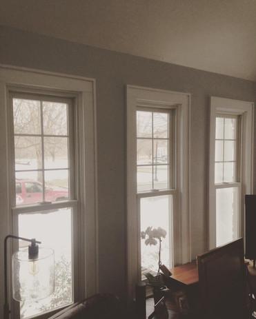 Window trim