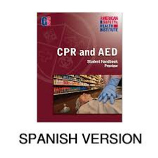 ASHI CPR & AED