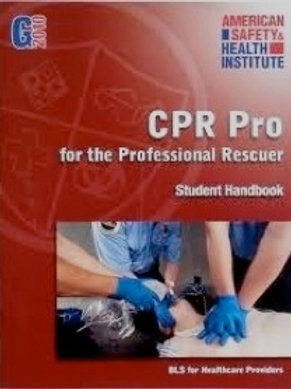 ASHI CPR Pro for the Professional Rescuer