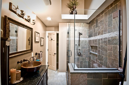 Long Island, Bathroom Renovatio Northport Long Island New York including Granite, Metal, Glass, Stone, and Ventilation, Remodeling, Long Island, Home Renovation,