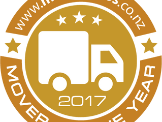 Stronghold Inc. Mover Of The Year Award 2017