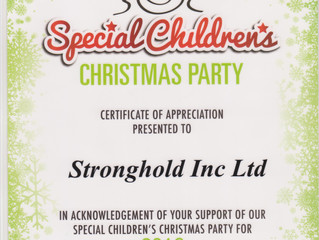 Special Children's Christmas Party!