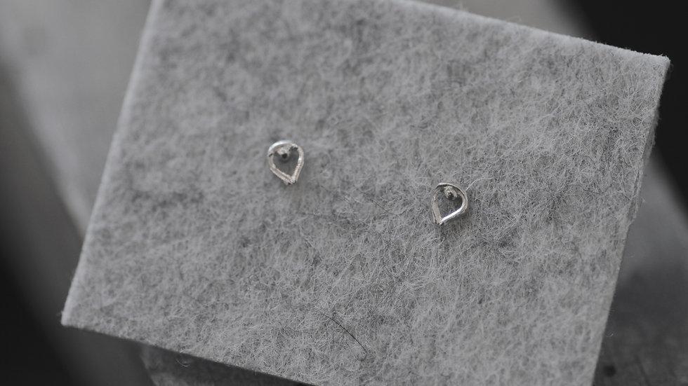 oorbellen - zilver