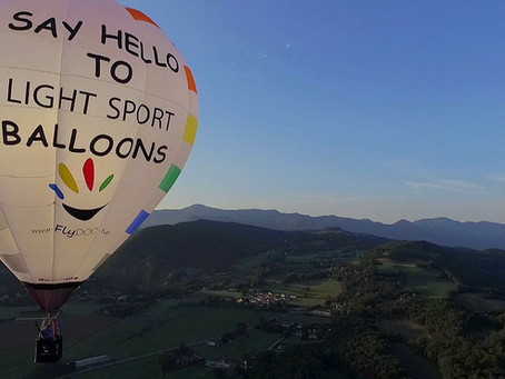 Your personal hot air balloon is here: we are now live!
