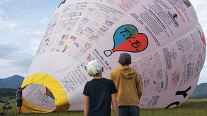 World, Meet The Thank You Balloon!