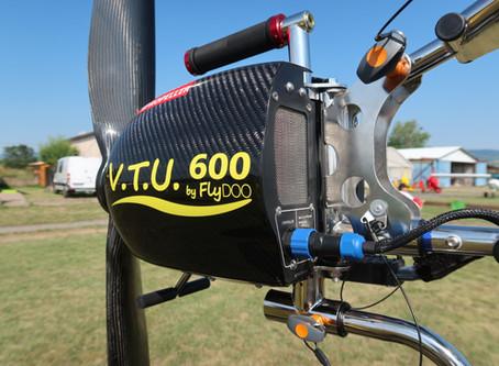 New VTU600 released!