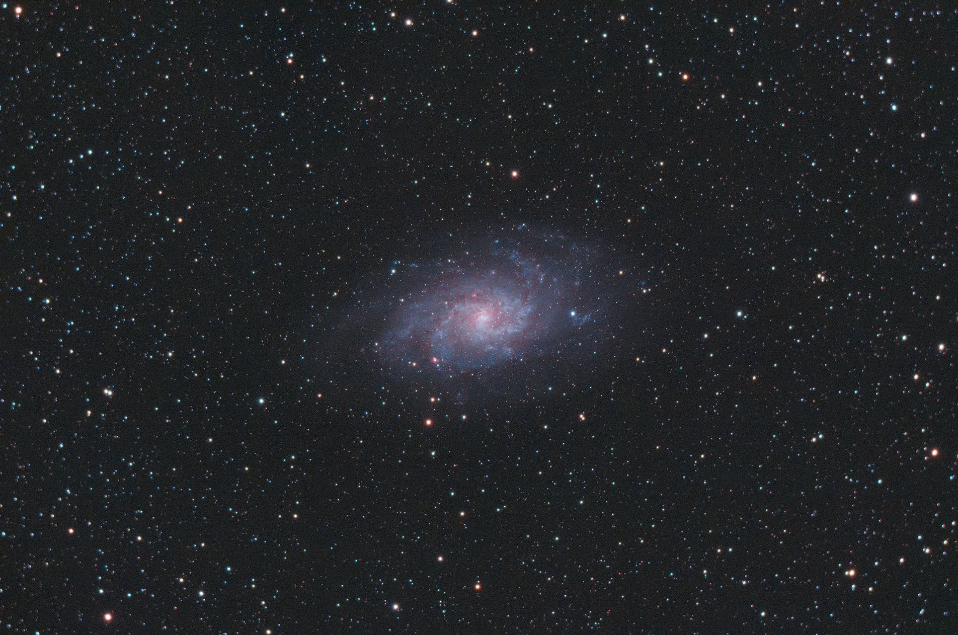 The Trianglum Galaxy