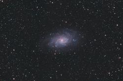The Trianglum Galaxy