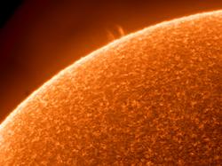 The Sun in H-alpha light
