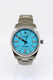 Rolex Oyster Perpetual – Tiffany Dial