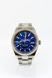 Rolex Sky-Dweller Blue, LC100