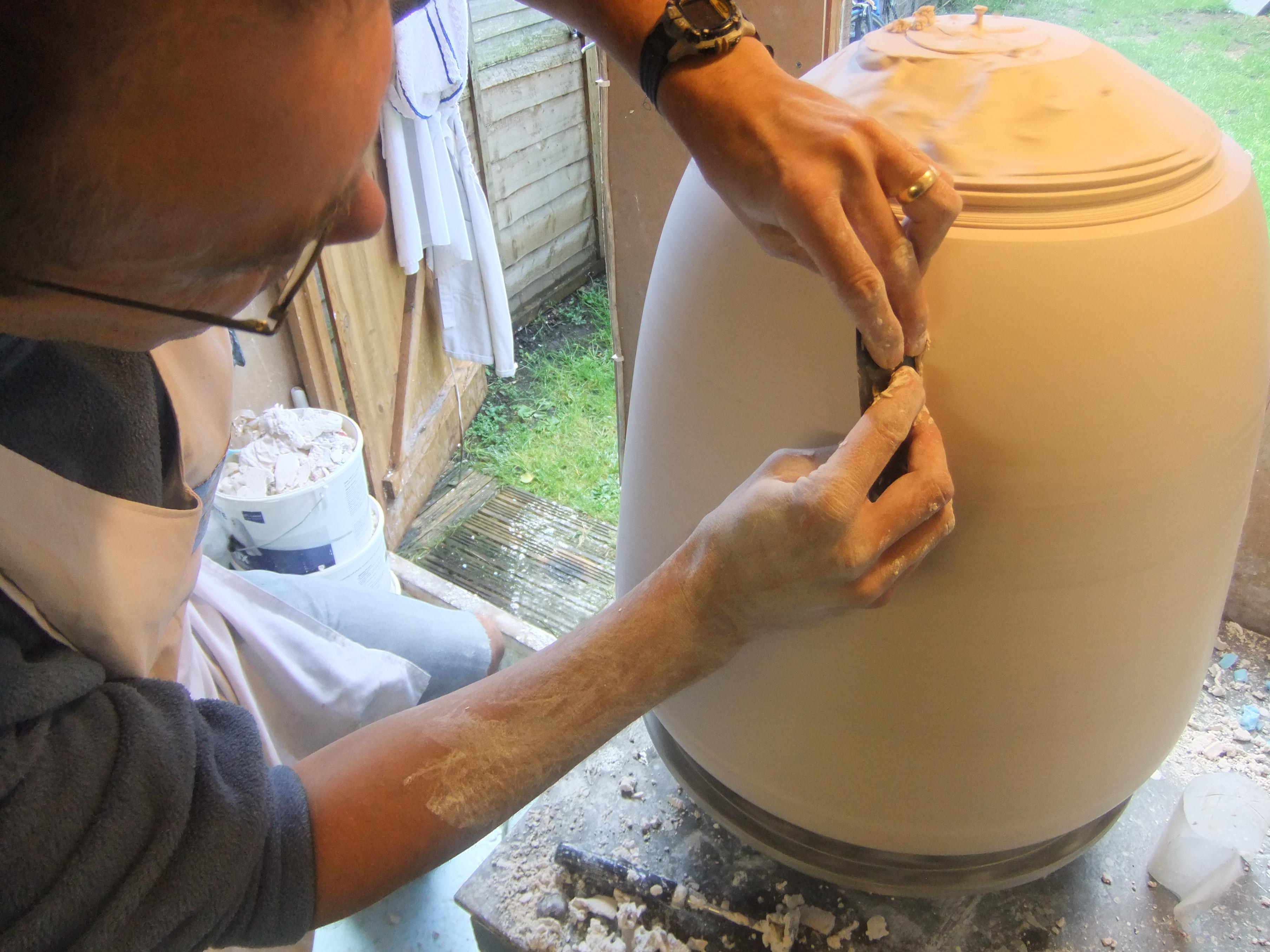 Vase Production Model.