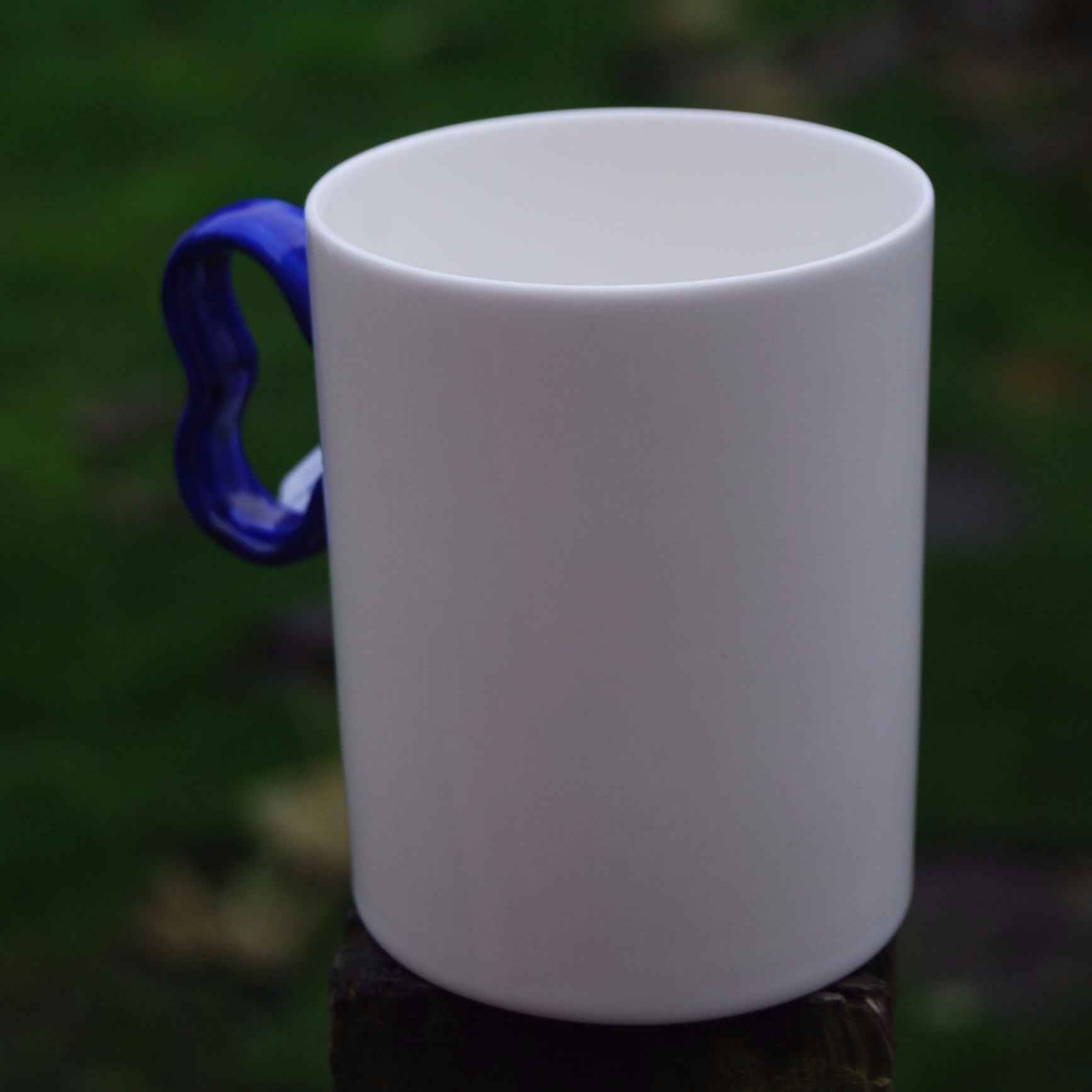 Design No4: 300ml Mug - Blue