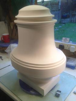 Oval Vase Production Model