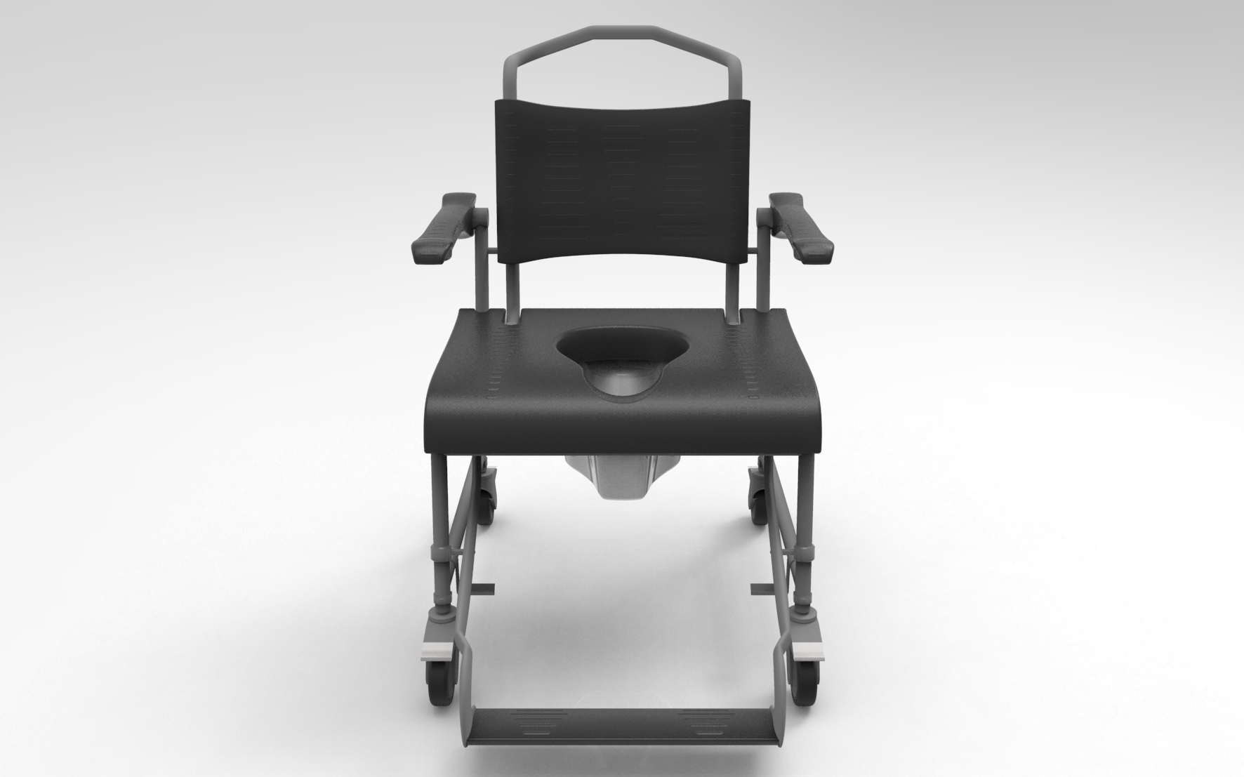 Disability Commode/Shower Chair