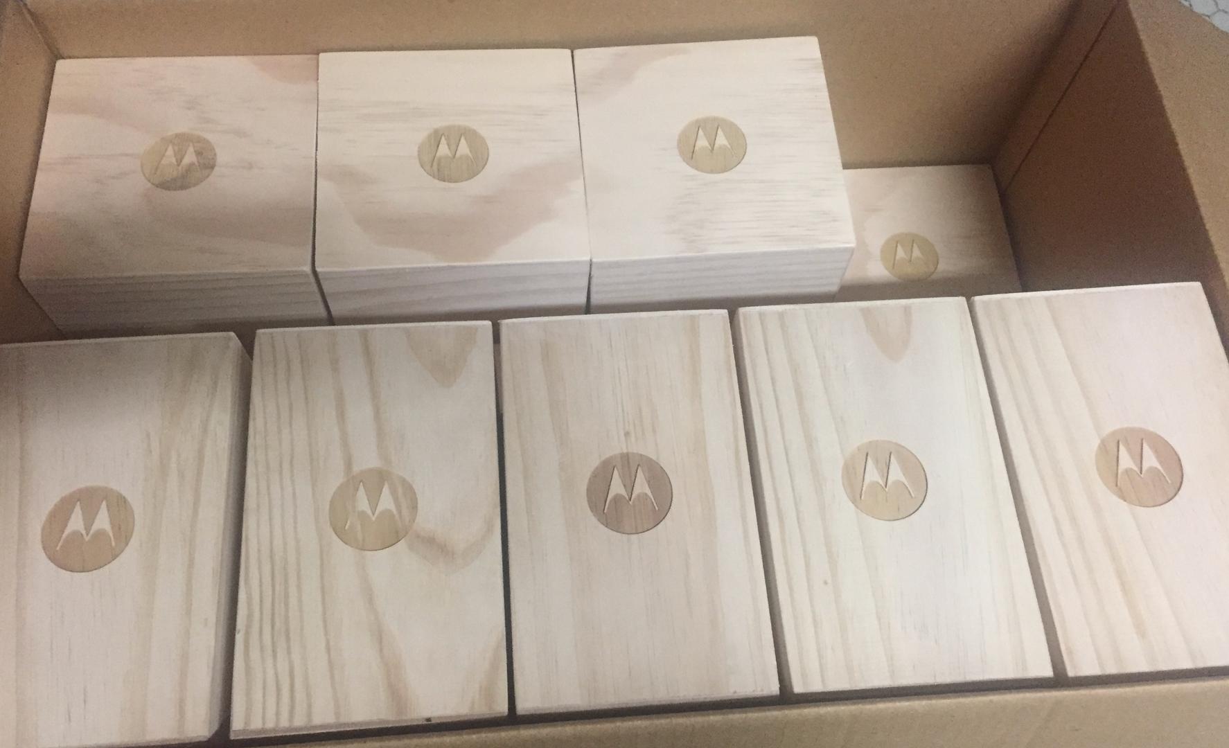 Cajas personalizadas - Morotola
