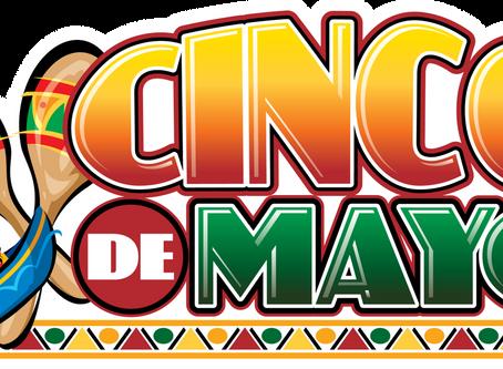 Come Party With us CINCO DE MAYO 2019