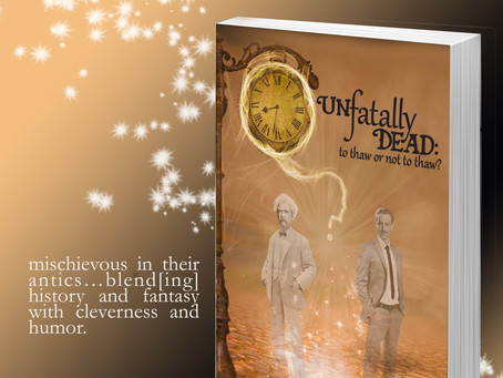 Now available Autographed copies of book