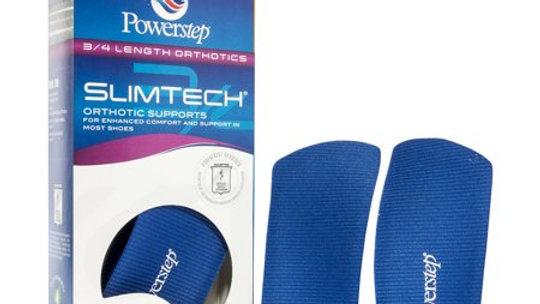 Powerstep Slimtech 3/4 Length Orthotics