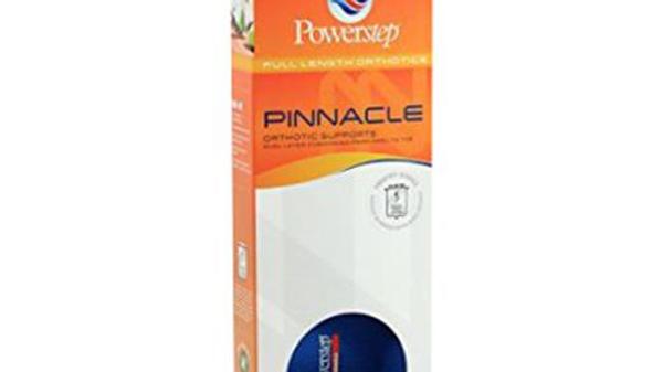 Powerstep Pinnacle Full Length Orthothics