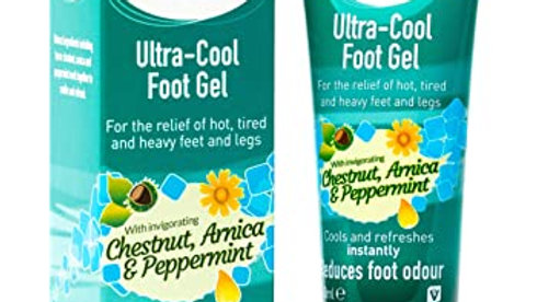 Dermatonics ultra cool foot gel