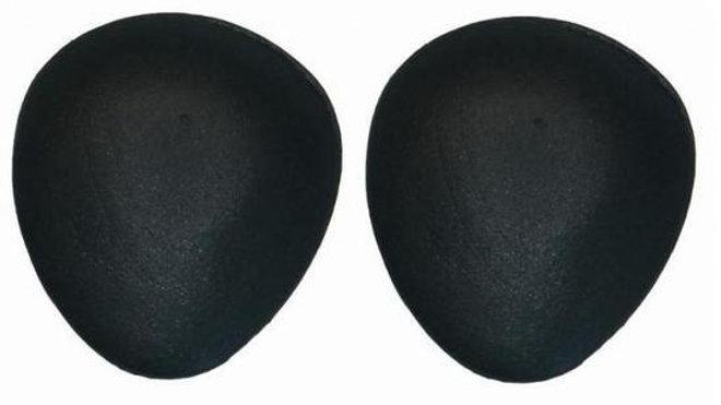 Talarmade - EVA Teardrop Met domes Micro Grip backed (pair)