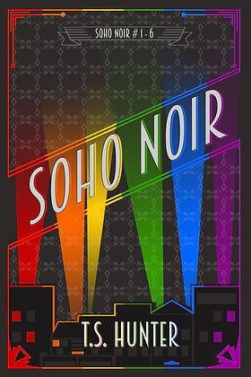 SOHO NOIR SERIES ONE HARDBACK