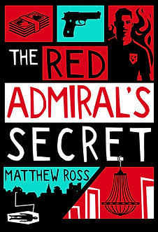 THE RED ADMIRAL'S SECRET