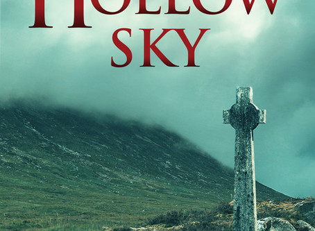 COVER REVEAL: A Hollow Sky