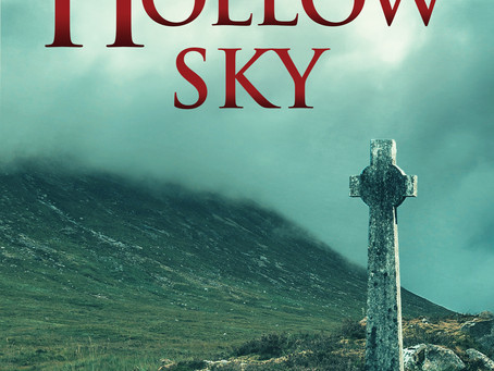 COVER REVEAL: A Hollow Sky