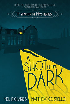 A SHOT IN THE DARK (Large Print Version)