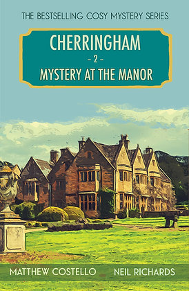 MYSTERY AT THE MANOR