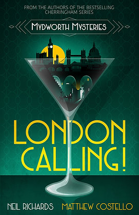 LONDON CALLING! (Large Print Version)