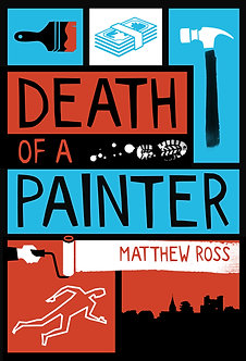 DEATH OF A PAINTER