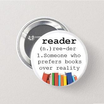 Reader Badge