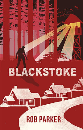 BLACKSTOKE - HARDBACK