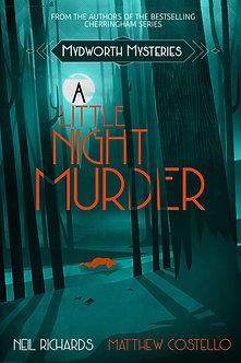 A LITTLE NIGHT MURDER (Large Print Version)