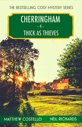 THICK AS THIEVES (Large Print Version)