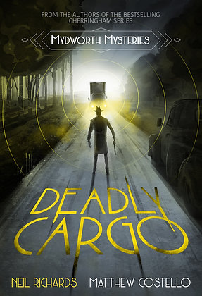 DEADLY CARGO (Large Print Version)