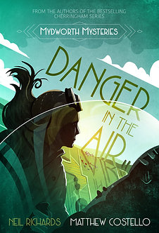 DANGER IN THE AIR (Large Print Version)