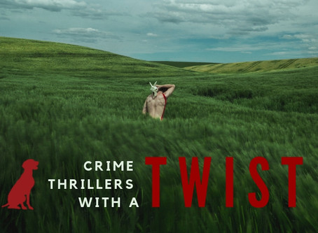 Not your average crime thriller