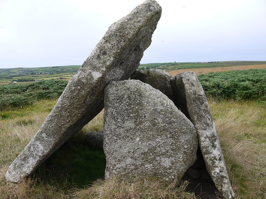 Zennor Quoit Cornwall