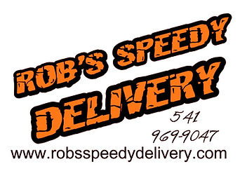 Rob's Speedy Delivery