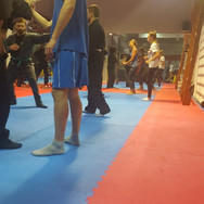Open day Roma Fight Club Kickboxing