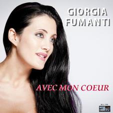 "GIORGIA FUMANTI - "" AVEC MON COEUR "" (EP)"